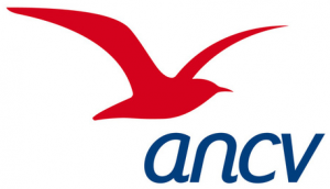 logo chèque vacance ANCV